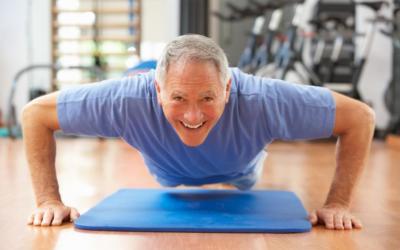 Spierafname bij 50+, leeftijd of leefstijl gebonden