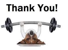 Als dank voor uw steun.(deel 1)